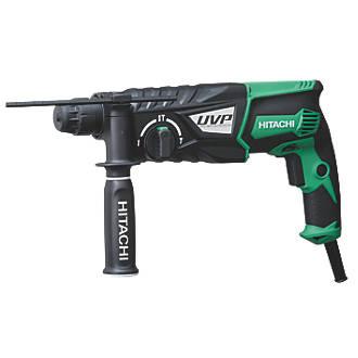 Hitachi DH28PXJ2 2kg SDS Plus Hammer Drill 110V