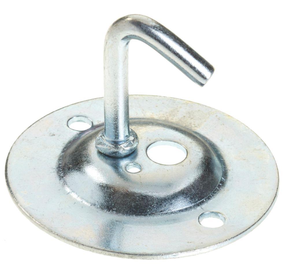 Deta BZP Hook Plates Pack of 10