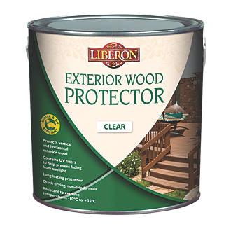 Liberon Exterior Wood Protector Clear 5Ltr