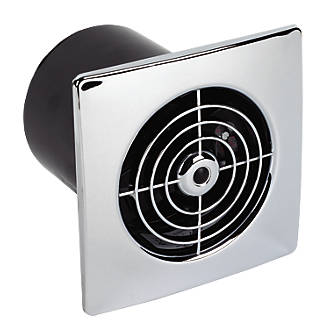 Manrose LP100ST 20W Ceiling   Wall Mounted Extractor Fan   Timer. Extractor Fans   Ventilation   Screwfix com