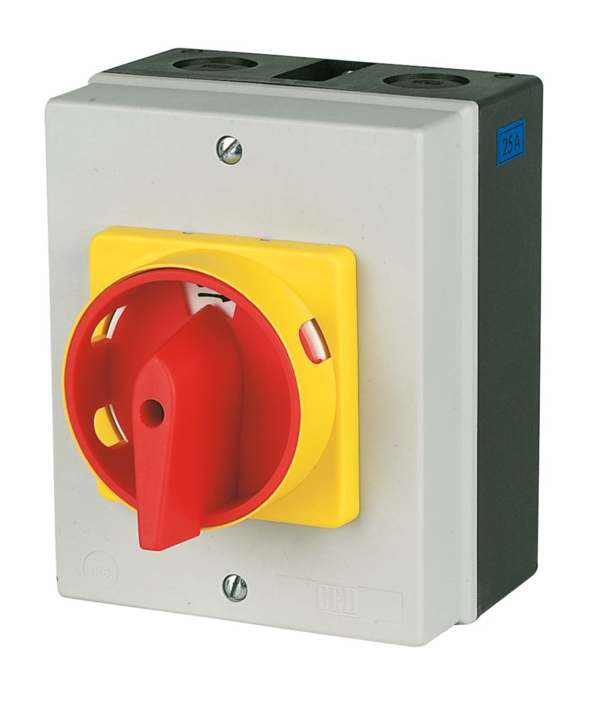 IP65 Isolator Switch 63A