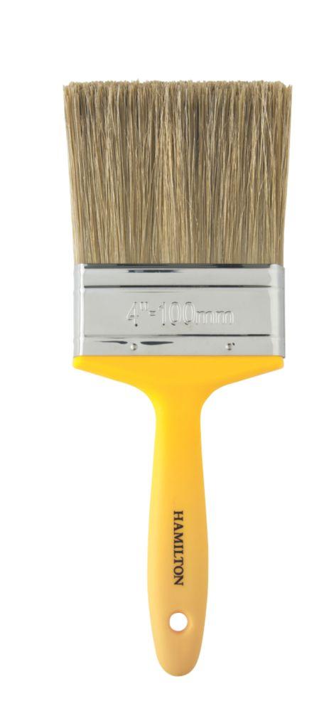 """Image of Hamilton Performance Masonry Paintbrush 4"""""""