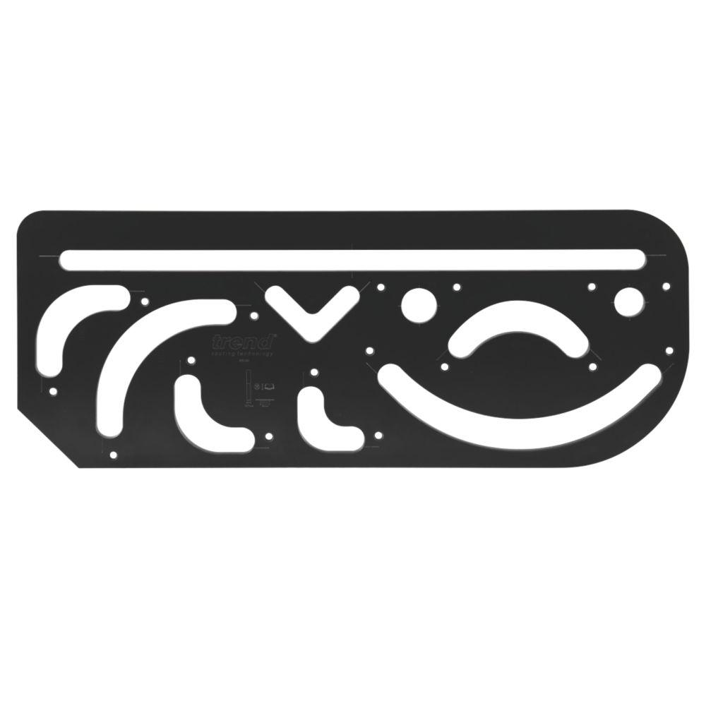 Trend 1000mm Aperture & Radius Jig
