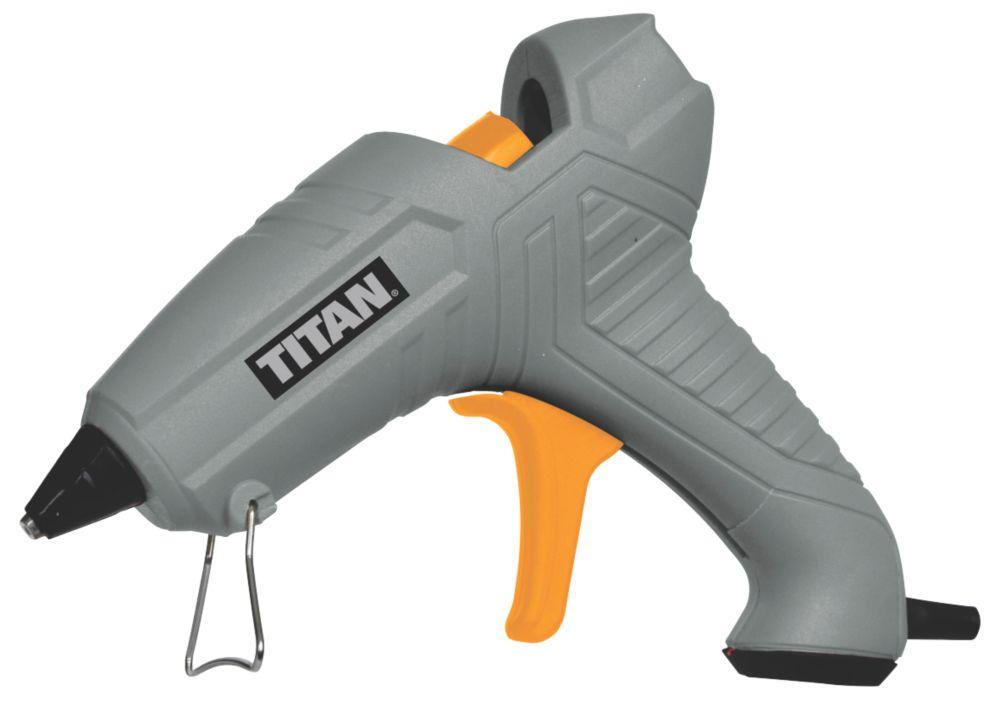Image of Titan TTB580HTL 25W Glue Gun 230-240V