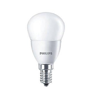 Screwfix Light Bulbs: Philips LED Mini Globe Lamp Warm White SES 4W   Light Bulbs   Screwfix.com,Lighting