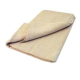 NO NONSENSE COTTON TWILL DUST SHEET 6
