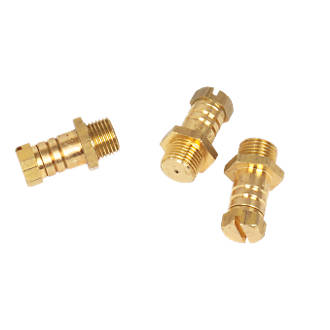 Rothenberger Pressure Test Nipples Brass