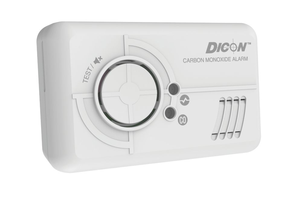 Dicon CO-DI-9BR Carbon Monoxide Alarm