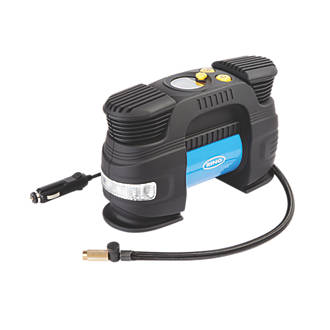 Ring Automotive Digital Air Compressor with Light 12V