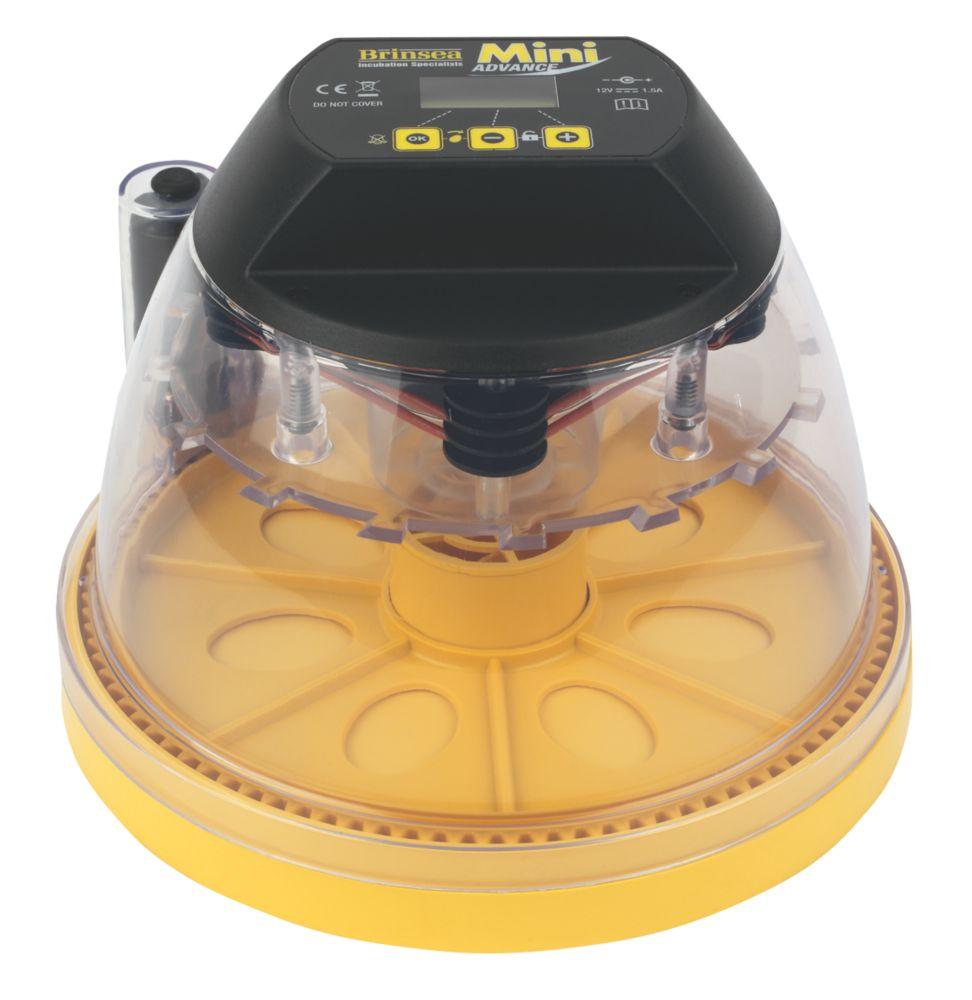 Image of Mini Advance A0162A Egg Incubator