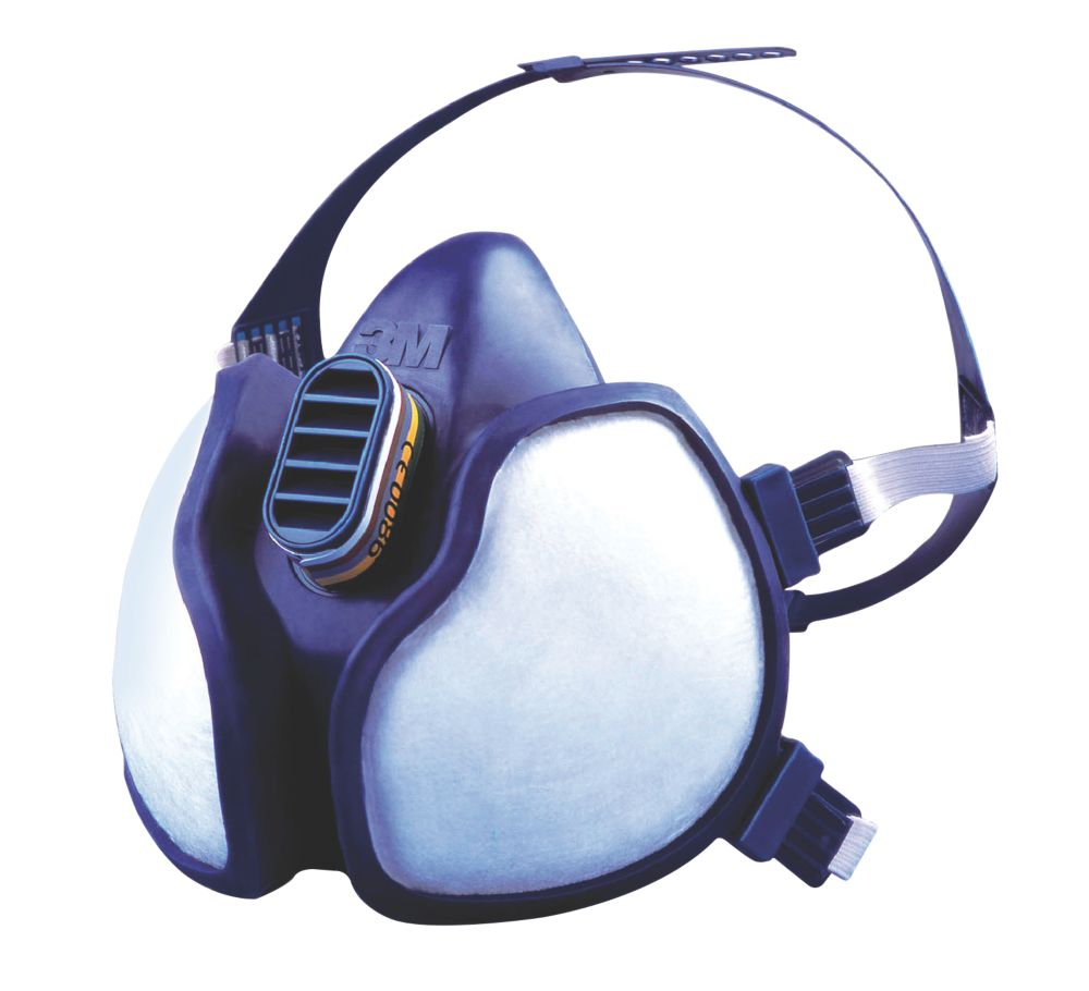 3M 4277 Maintenance-Free Organic/Inorganic Vapour/Particulate Respirator P3