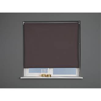 Blackout Blind Brown 900 x 1700mm