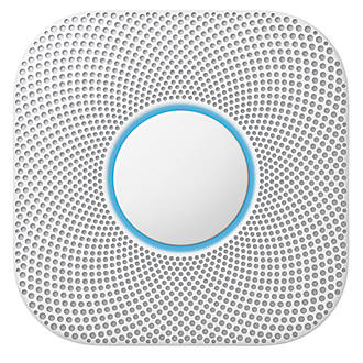 Nest S3000BWGB 2nd Generation Smoke & Carbon Monoxide Alarm