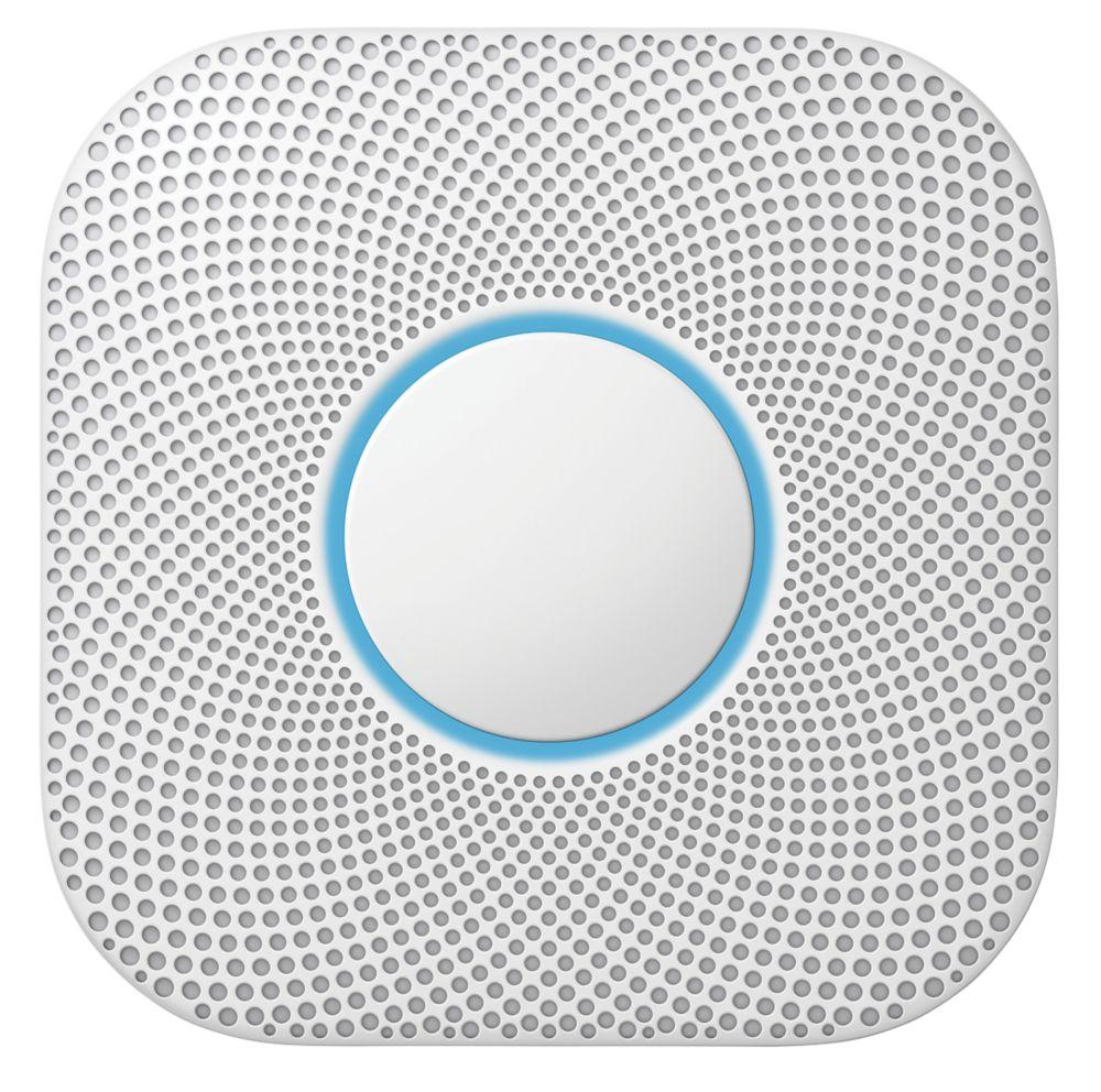 Image of Nest S3000BWGB 2nd Generation Smoke & Carbon Monoxide Alarm