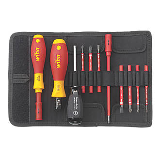 Wiha VDE Torque Screwdriver Set 11 Pieces