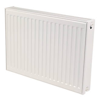 Kudox Premium Type 22 Double Panel Double Convector Compact Convector Radiator White 700 x 600mm.