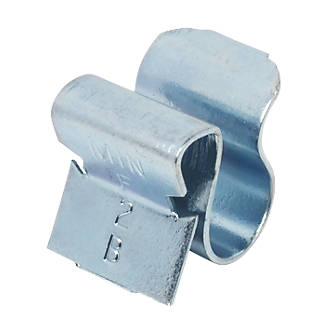 Cable Clip 2.4mm - 6-7mm Cable Diameter Pack of 25
