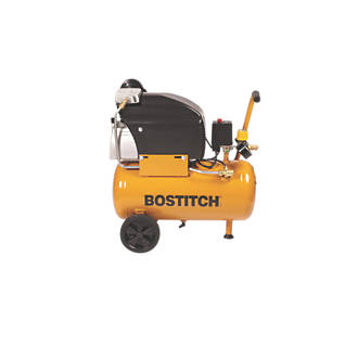 Stanley Bostitch C24U 24Ltr Air Compressor 240V