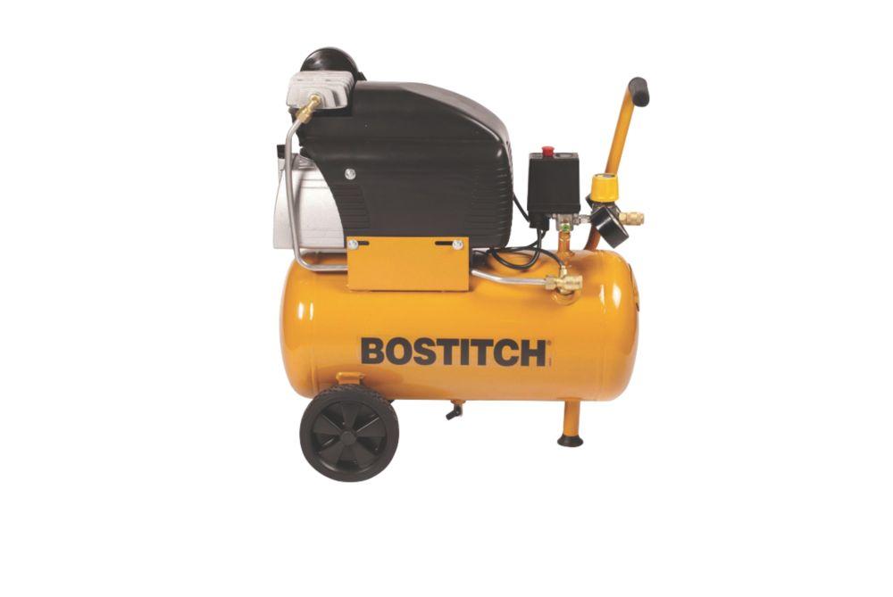 Stanley Bostitch C24-U 24Ltr Air Compressor 240V