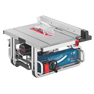 Bosch GTS10J1 Professional 254mm Portable Table Saw 110V