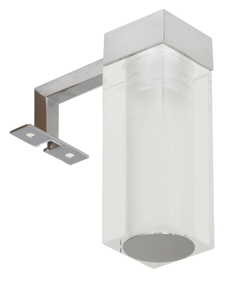 Image of Ranex Empoli LED Bathroom Mirror Light Chrome G9 1.9W