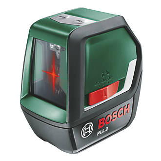 Bosch PLL2 SelfLevelling Cross Line Laser Level