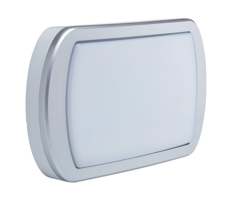 Brackenheath Ispot LED Driverless Bulkhead White 10W