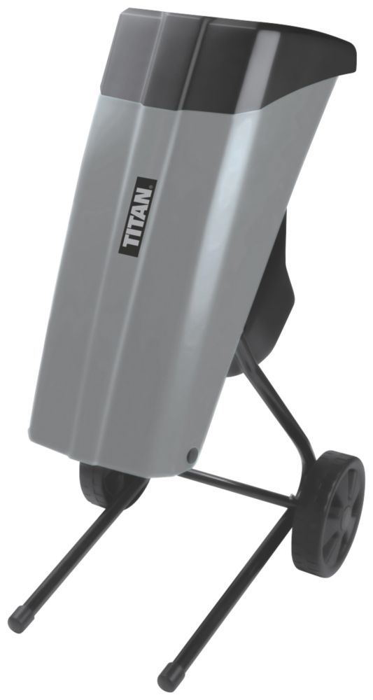 Titan TTB353SHR 2500W 80kghr Electric Garden Shredder 230 240V