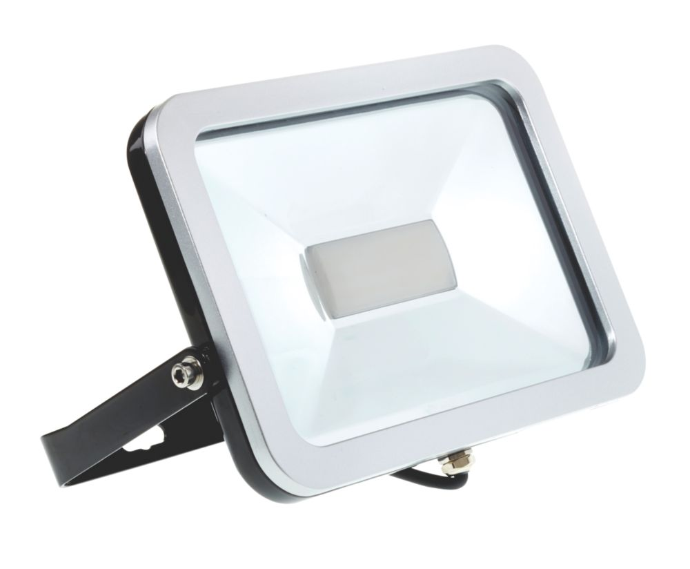 Brackenheath ispot Driverless LED Floodlight 20W Black