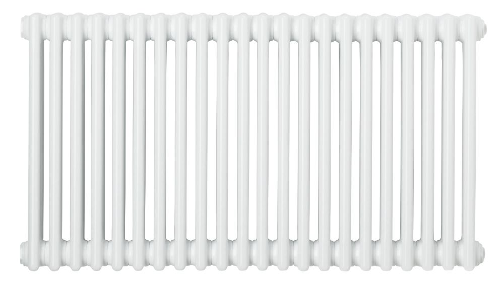 Acova Classic 3-Column Horizontal Radiator White 500 x 1042mm 3873BTU