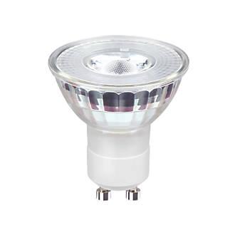 Screwfix Light Bulbs: LAP GU10 LED Lamps 345lm 650Cd 5.3W 10 Pack,Lighting