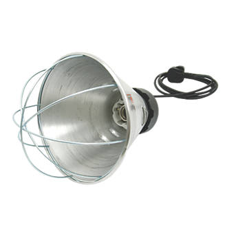Stockshop Wolseley Heat Lamp Holder with Energy Switch
