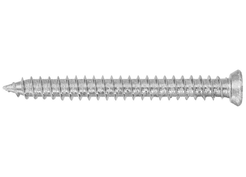 Image of Rawlplug Concrete Framing Screws 7.5 x 112mm 30 Pack