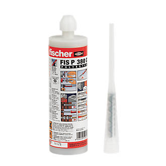 Fischer FIS P Polyester StyreneFree Resin 380ml