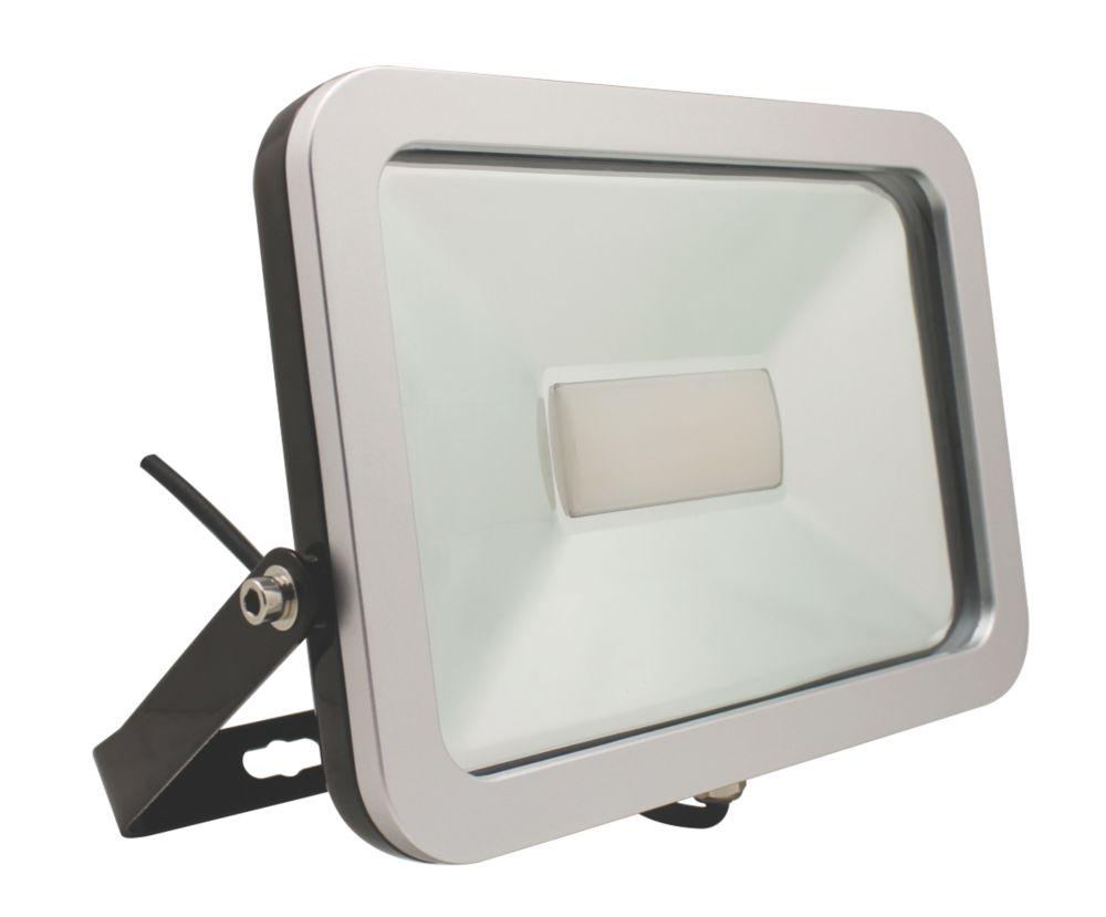Brackenheath ispot Driverless LED Floodlight 30W Black