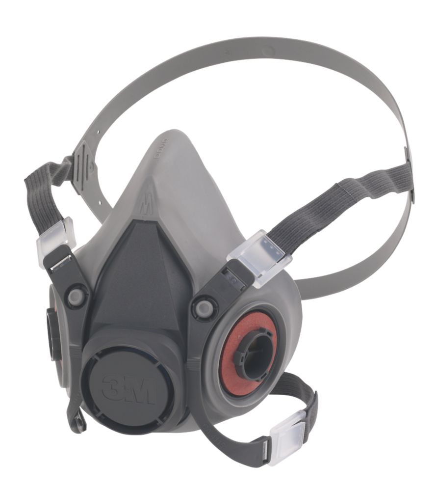 3M 6000 Series Half Mask Medium
