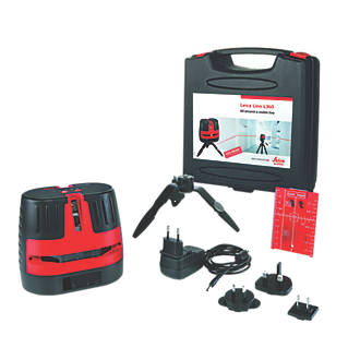 Leica Lino L360 Cross Line Laser Level