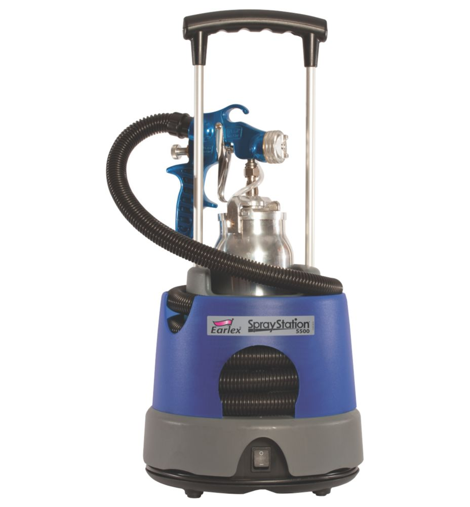 Image of Earlex HV5500 HVLP 650W Professional Paint Sprayer 220-240V