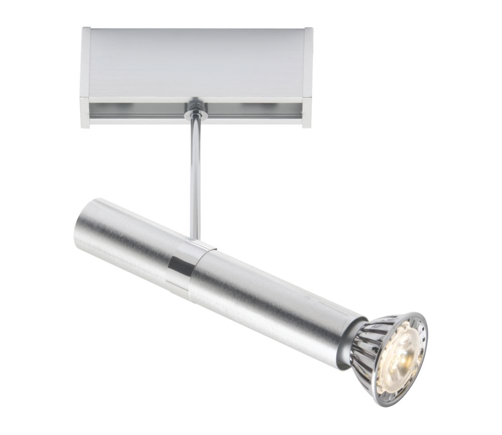 Image of Brilliant 1-Light LED Spotlight Aluminium 220lm 5W