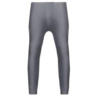 Workforce NA Thermal Baselayer Trousers Grey Medium 3335 W 29 L
