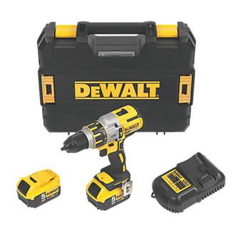 DeWalt DCD937P2 14.4V 5.0Ah LiIon Cordless Combi Drill XR Brushless