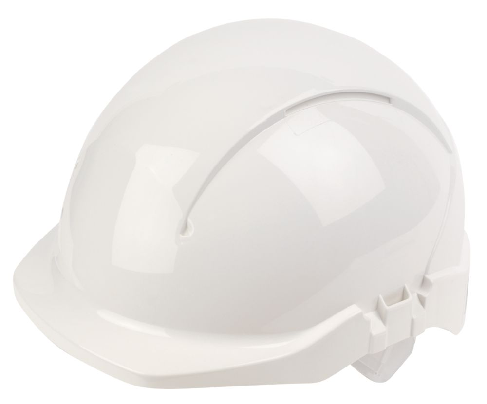 Centurion Concept Reduced Peak Safety Helmet White