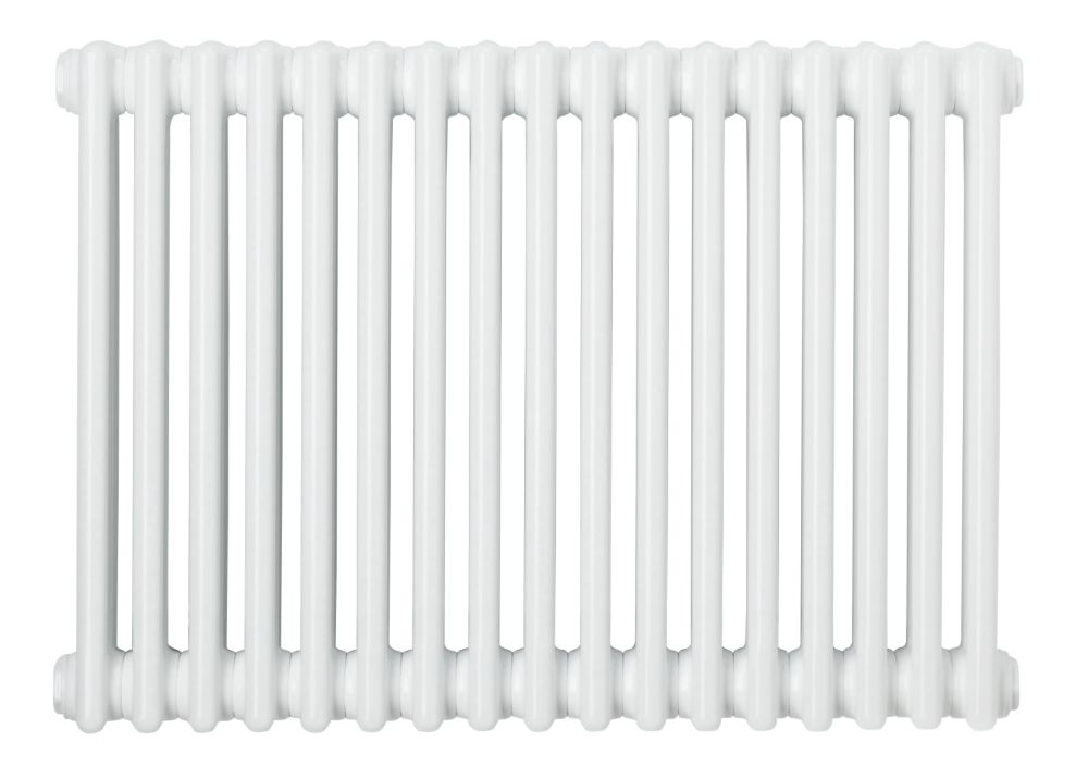 Acova Classic 3-Column Horizontal Radiator White 500 x 812mm 2992BTU