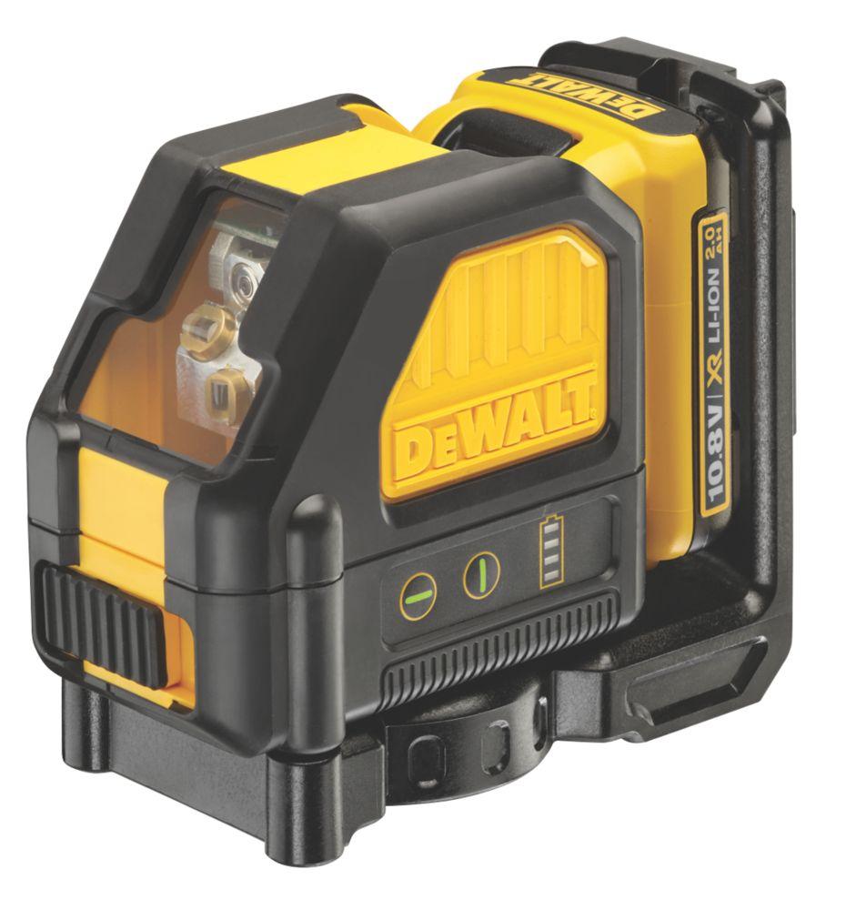 DeWalt 10.8V Self-Levelling Cross-Line Laser