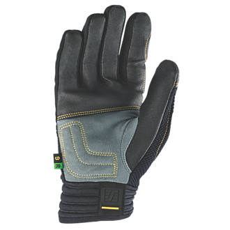 Snickers Impact Performance Glove  Right Hand BlackGrey Large