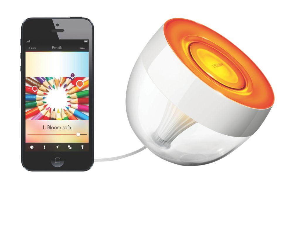 Image of Philips Hue Iris Wireless Table Lamp RGB 10W
