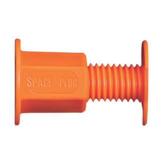 SpacePlug Kitchen Cabinet Space Plugs Regular 3050 x 2 x 30mm 10 Pack