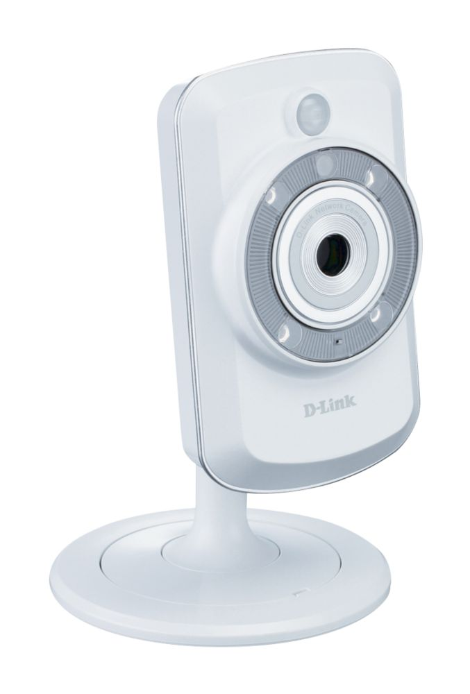 D-Link DCS-942L/B Indoor Enhanced Day / Night Cloud Camera