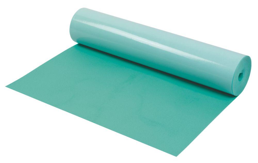 Acoustalay Adhesive Backed Foam Underlay 3mm 10m² Green