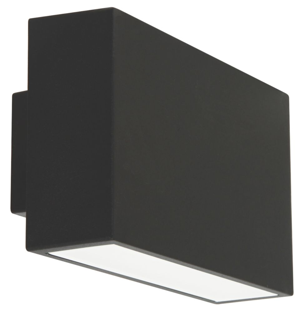 Image of Ranex Ebony Black LED Wall Light 4.7W